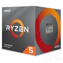 AMD Ryzen 5 3600X CPU (3,8 GHz, AM4, box)
