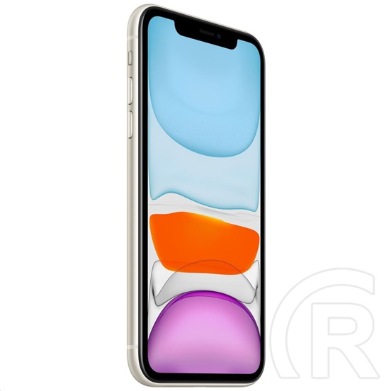 Apple iPhone 11 128GB fehér