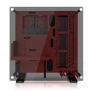 Thermaltake Core P3 Tempered Glass Red Edition (ablakos, piros)
